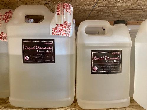 Liquid Diamonds 3 Gal/384oz (11.35 litres)