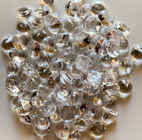Diamonds 10mm Acrylic Colour Passion