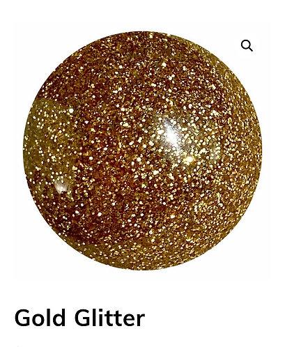 Gold Glitter, Colour Passion