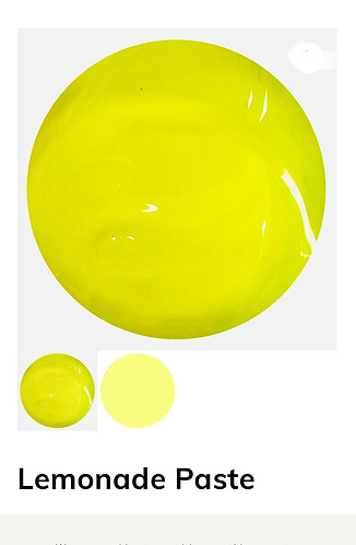Lemonade Paste, Colour Passion