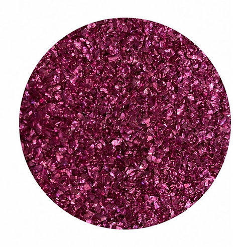 Jazzy Pink new glitter Colour Passion