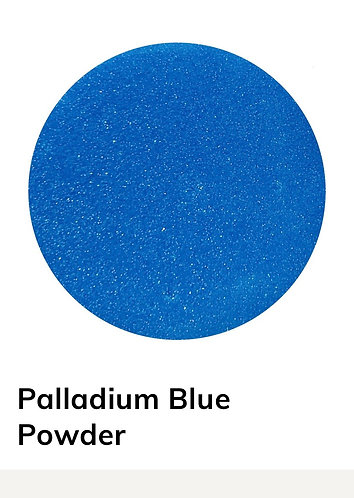 Palladium Blue Powder, Colour Passion