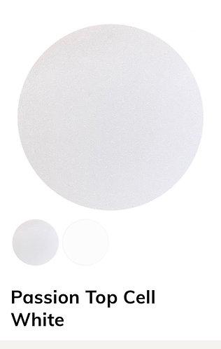 Passion Top Cell White Paste, Colour Passion, 50gm