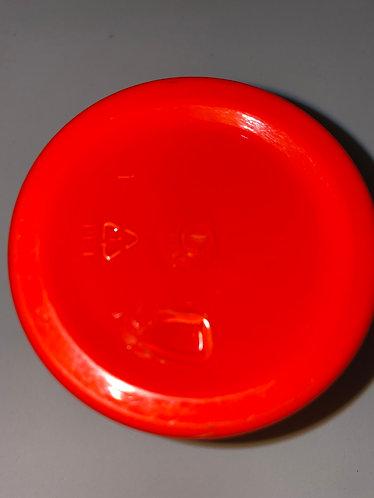 Fluro Orange Epoxy Paste LeRez 50g