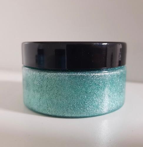 Misty Green Metallic Epoxy Paste 50g O/T Le Rez