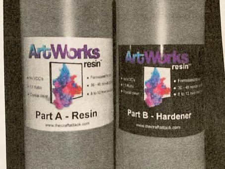 ArtWorks Resin Brochure Copy