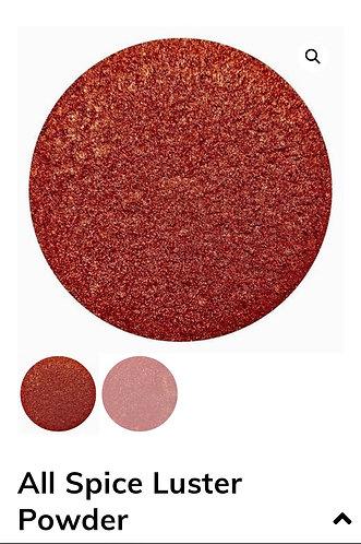 All Spice Lustre Powder, Colour Passion