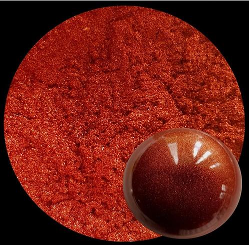 Copper Metal Luster Pigment Powder O 25g Le Rez