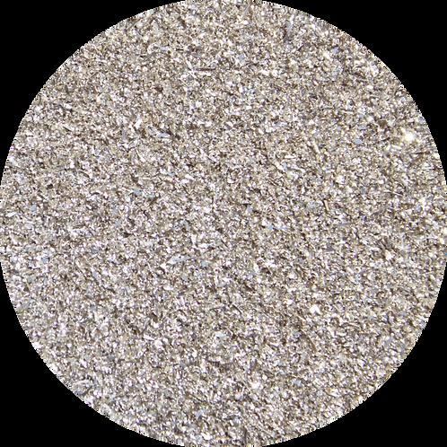 Silver Antique Fine Glitter Glass, 2oz (56gm)
