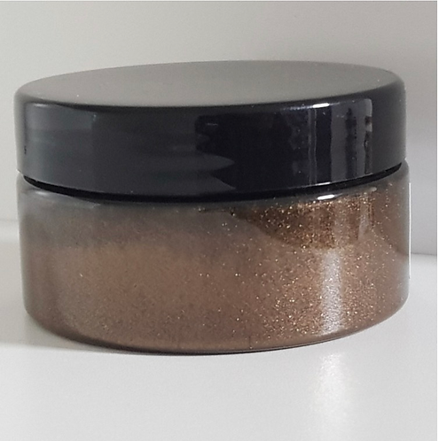 Deep Bronze Metallic Epoxy Paste 50g O Le Rez