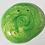 Thumbnail: Iridescent Lime Green Pearlescent Pigment Powder (T) 50ml Le Rez