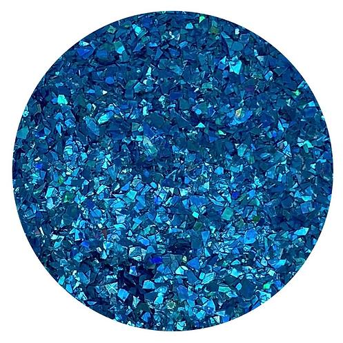 Caribbean Sea Flake Glitter, Colour Passion