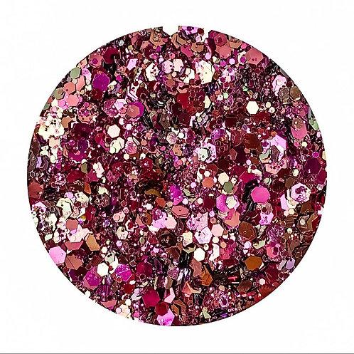 Queen Colour Change Glitter, Colour Passion