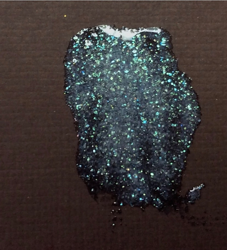 Soul Nebula (Green) Shimmery Pigment Powder 21g Le Rez