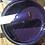 Thumbnail: Galaxy Purple Metallic Epoxy Paste 50g T Le Rez