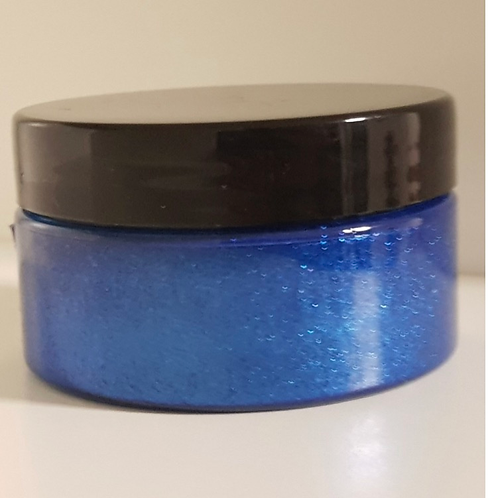 Blue Star Sirius Shimmery Metallic Paste 50g Transparent Le Rez