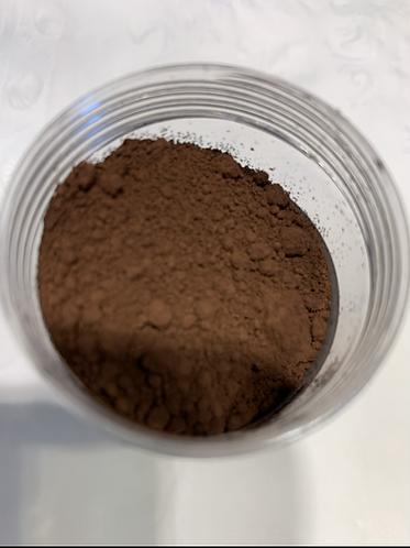 Cocoa Matte Pigment Powder, Le'Rez
