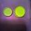 "Thumbnail: Fluro Yellow ""Sparkle"", 15gm Colour Passion"