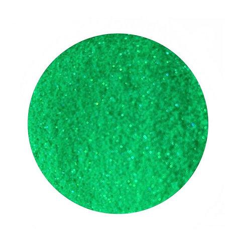 Fluro Green Sparkle, 15gm Colour Passion