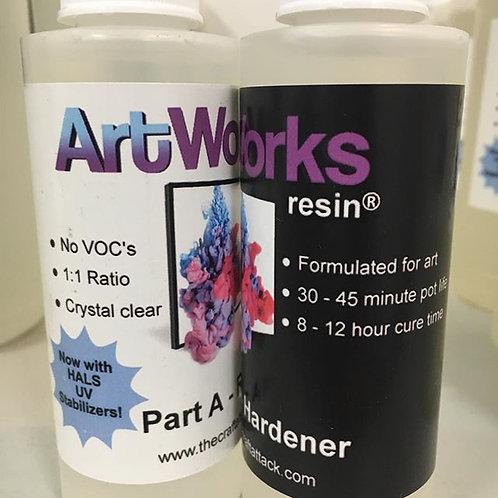 ArtWorks 8 oz (236 ml)  Sample Kit with HALS added