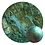 Thumbnail: Dusty Teal 2 Tone Mica Pigment Powder ST 50ml Le Rez