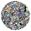 Thumbnail: Crystal Glimmer Flake, Colour Passion