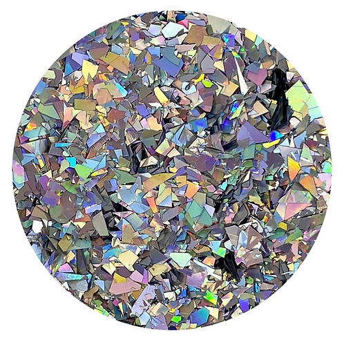 Crystal Glimmer Flake, Colour Passion