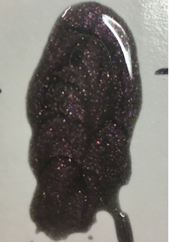 Purple Spell Shimmery Pigment Powder 21g Le Rez