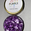Thumbnail: Purple Metallic Foil Flakes, Colour Passion