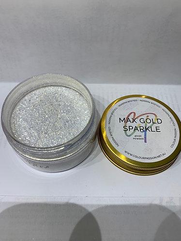 Max Gold Sparkle Powder 40g Colour Passion