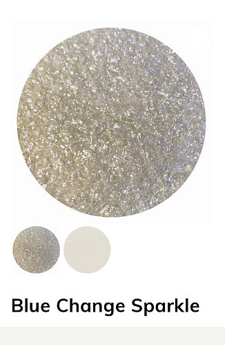 "Blue Change ""Sparkle"" Powder 40gm Colour Passion"