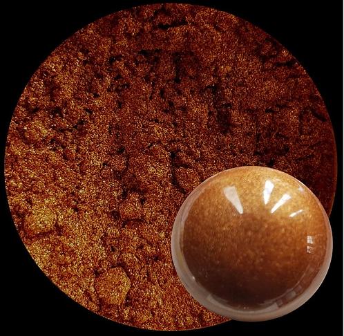 Cinnamon Spice Metal Luster Mica Pigment O 25g Le Rez