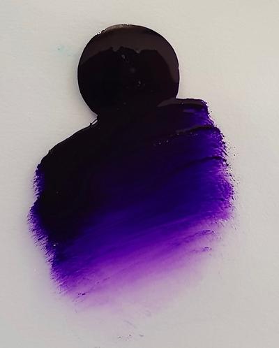 Purple Rain Epoxy Paste 50g Le Rez