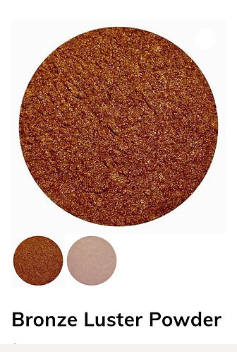 Bronze Luster Powder, Colour Passion