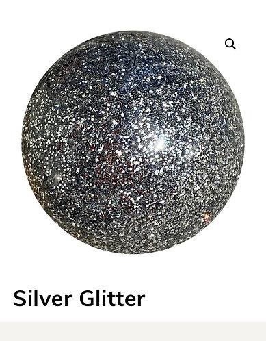Silver Glitter, Colour Passion