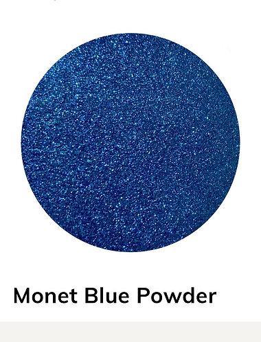 Monet Blue Powder (Sparkle) by Colour Passion