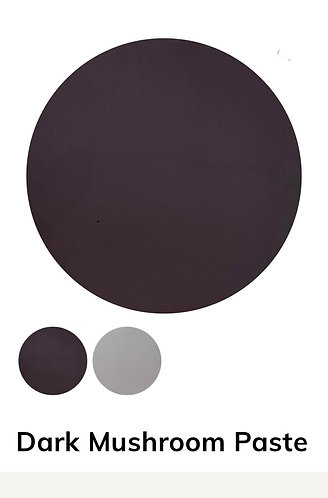 Dark Mushroom Paste, Colour Passion