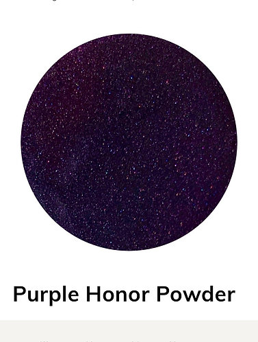 Purple Honor Powder by Colour Passion