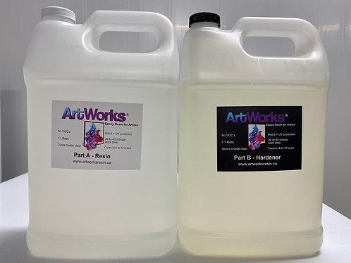 ArtWorks Resin 2 Gallon kit (7.57 Litres)