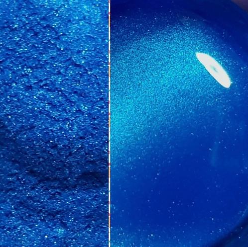 Cosmic Blue Pearlescent Cobalt Blue T 60ml Le Rez