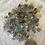 Thumbnail: Moonstone, Grey, Tumbled, xsm, 2oz bag