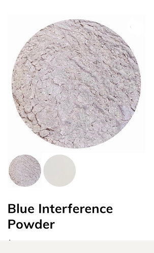 Blue Interference Powder, Colour Passion