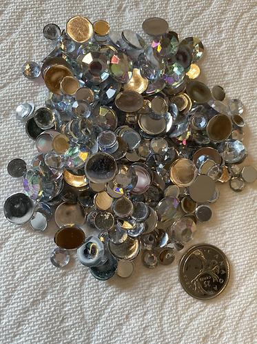 Acrylic Gems 1oz bag