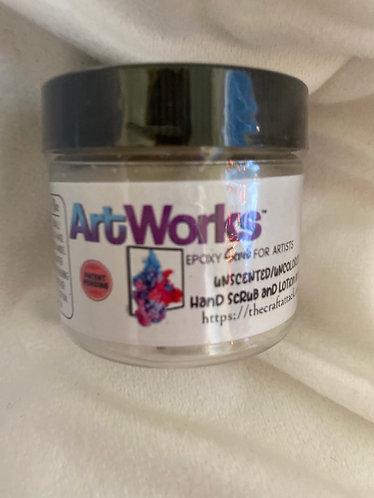 ArtWorks Epoxy Scrub, 2oz, Unscented