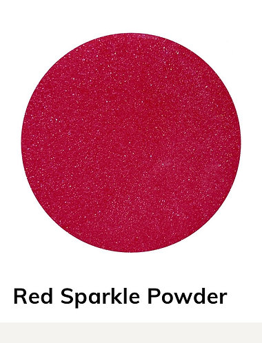 Red Sparkle (fuchsia) Powder by Colour Passion