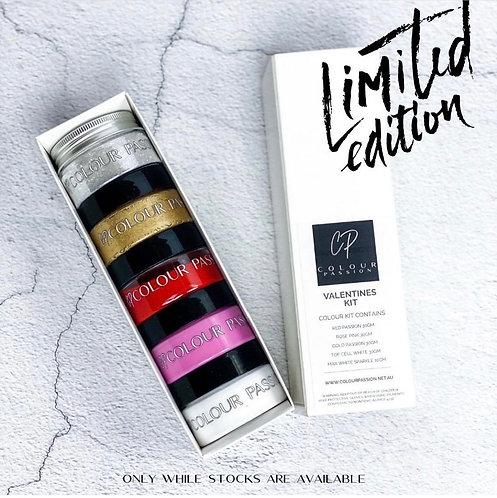 Valentine Kit, Colour Passion (5@30gm)
