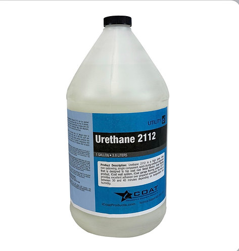 iCoat Wood Primer Sealer Urethane 2112 1 Gal