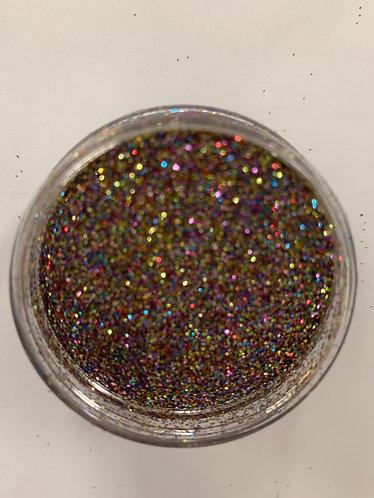 Rainbow Holographic Le'Rez Ultra Fine Glitter Powder