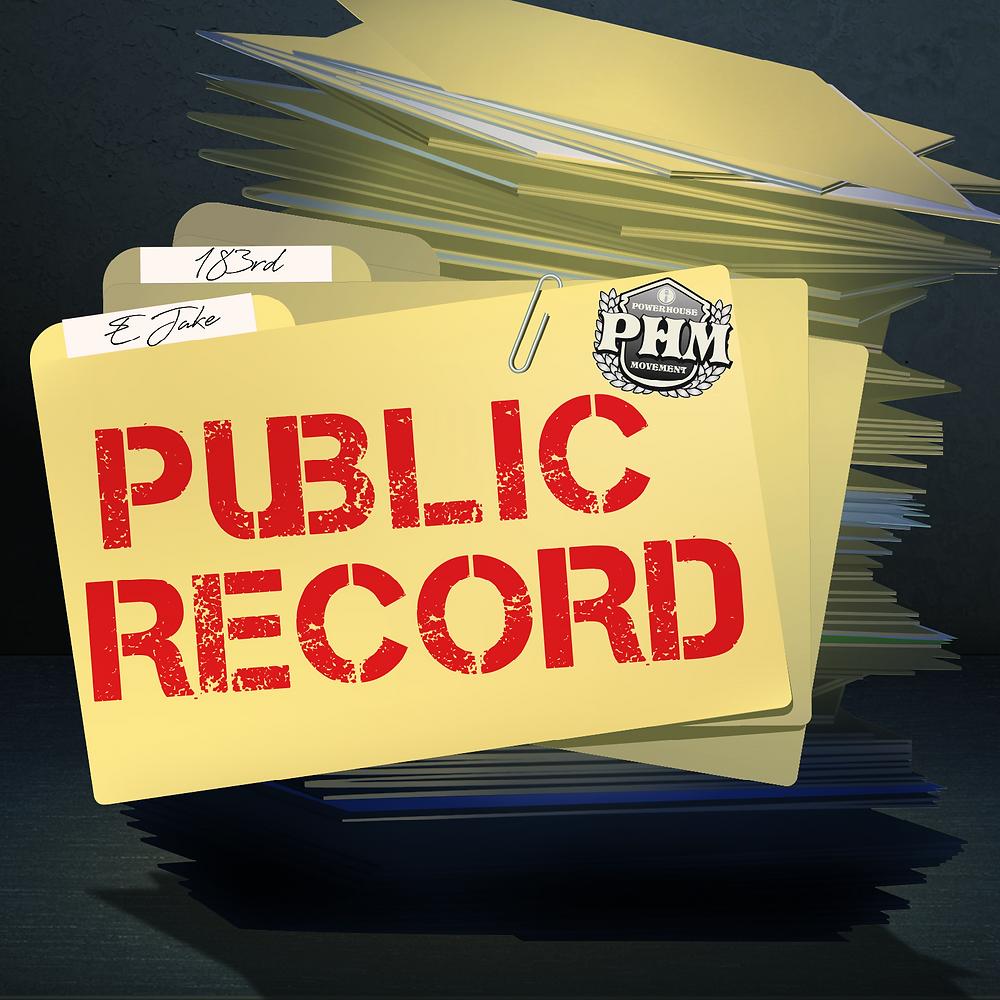E Jake - Public Record