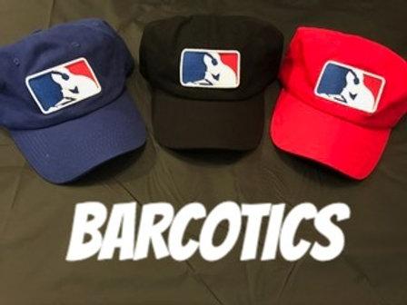 Barcotics Strap/SnapBack Hats